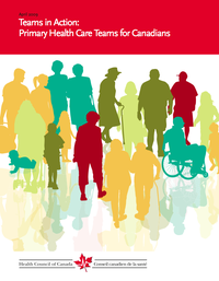Health Council of Canada - Health Care Teams Report
