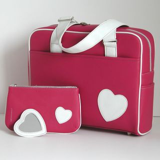 Pink Laptop Bag for 17 inch Laptops