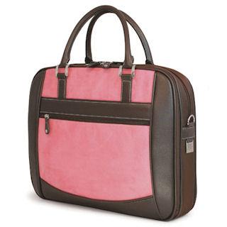 Element Briefcase Pink1