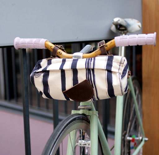 Bicycle Bag from Alexandra Cassaniti