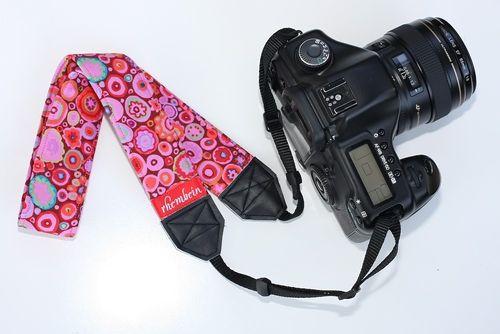 Gypsy - Custom Camera Strap