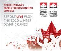 Petro-Canada Family Correspondent Contest