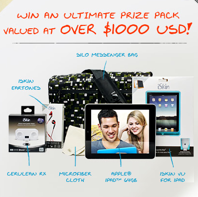 iSkin Back to School Contest