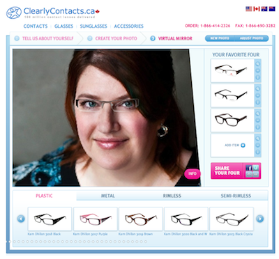 Clearly-contacts