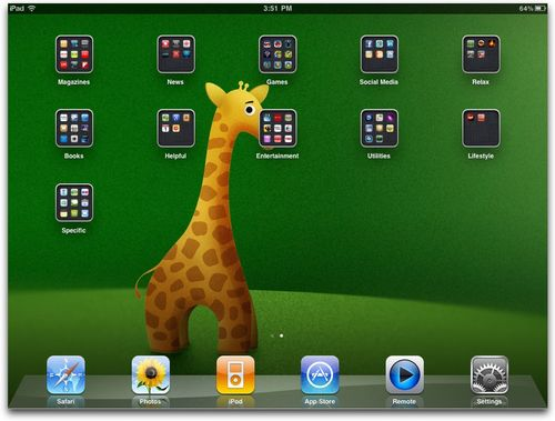 Ipad-dock-6-apps