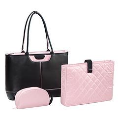 Tuscany Pink Laptop Bag