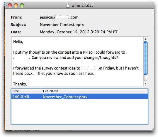 Tnef-screenshot
