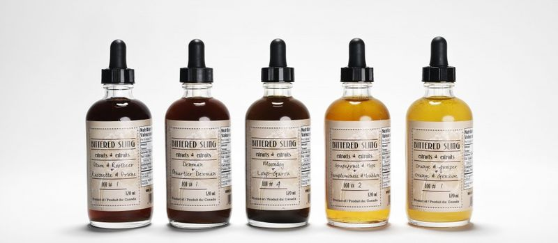 Bittered Sling Extracts