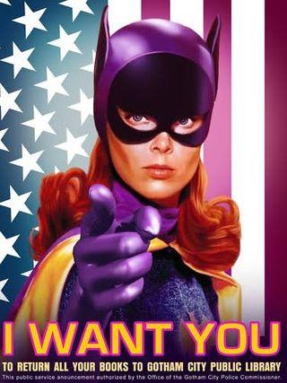 BatGirl - I Want You!