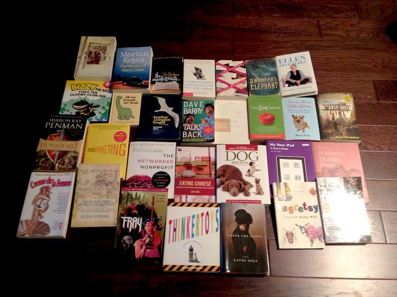 First-books