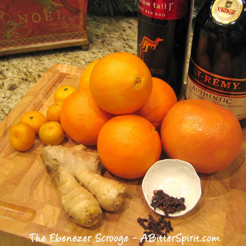 Scrooge-cocktail-ingredients