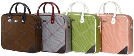 Erin Briefcase Laptop Bag from Abbi