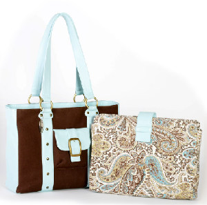"Frances & Grace Laptop Bags launch ""The Ansley"""